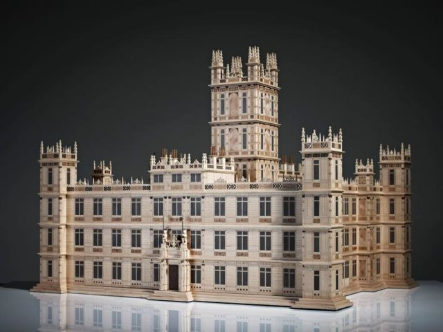 Highclere Castle Jewel box