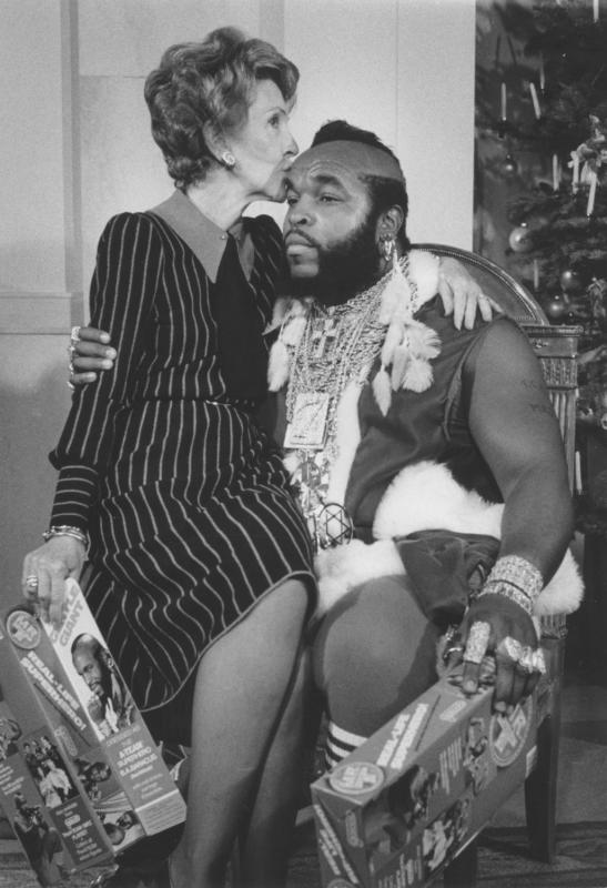 Dolly and Mr T