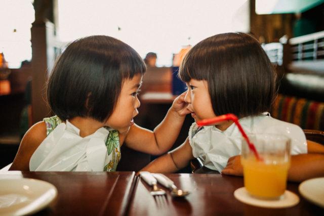 Japanese photographer Shin Noguchi's series One Two Three