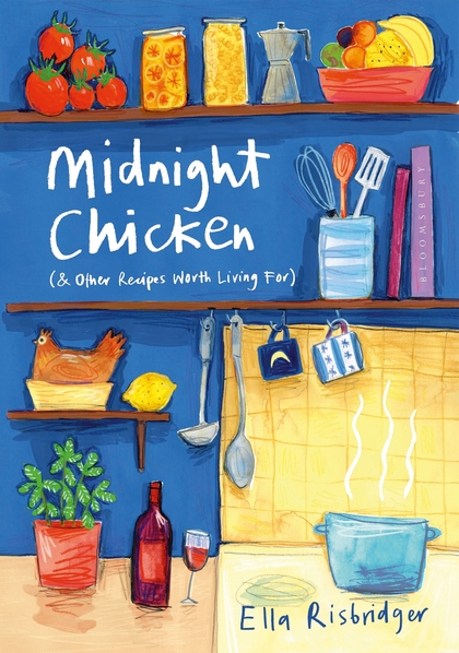 Midnight Chicken book