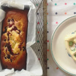 Condensed Milk and Raspberry Cake