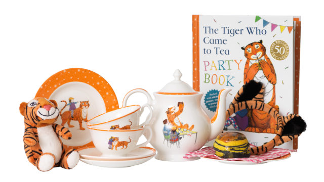 The Tiger Who Came to Tea collection