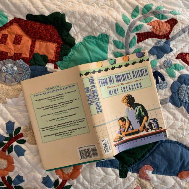 Mimi Sheraton book