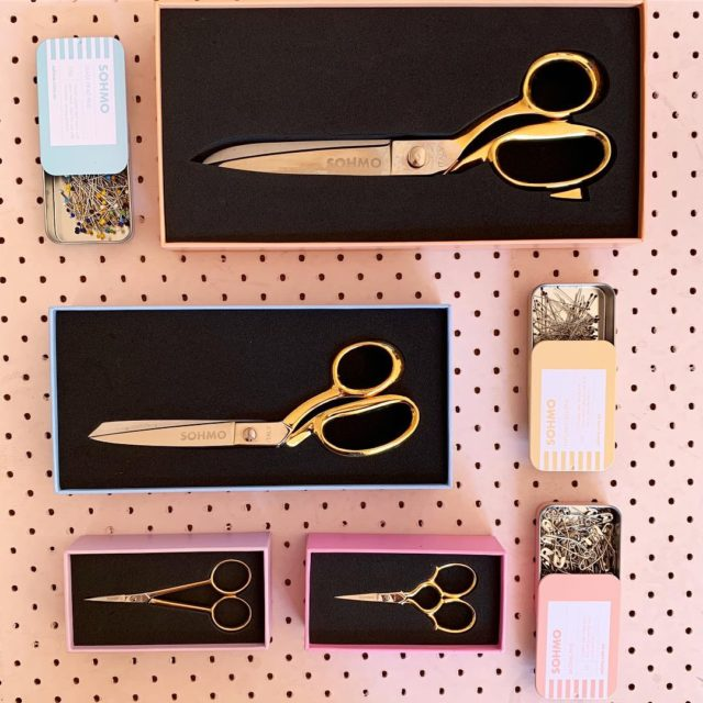 SOHMO Australia Shears and Scissors and Pins