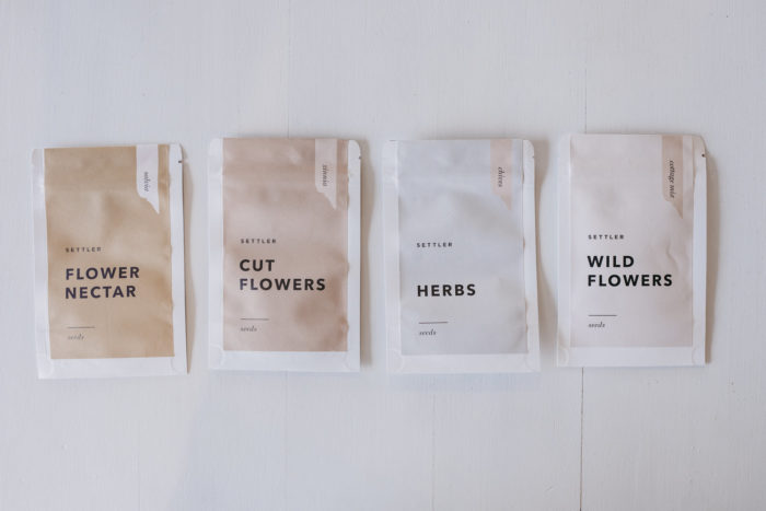 seeds for bees
