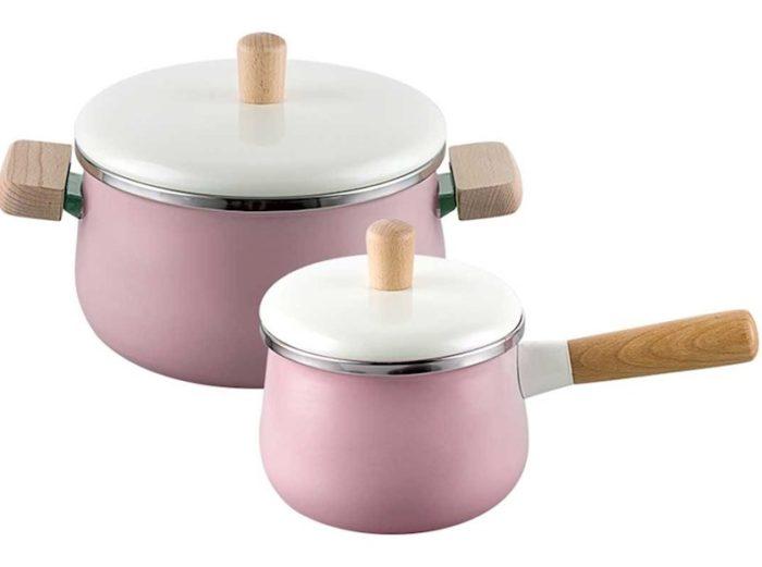 Soga pink pots