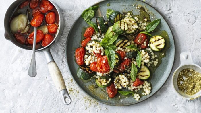 Hetty's salad