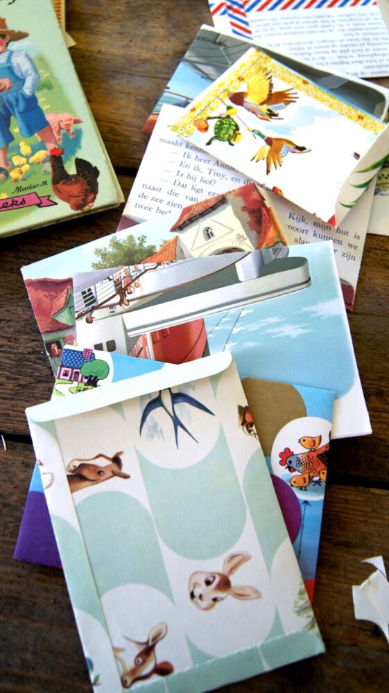 Ing Things envelopes