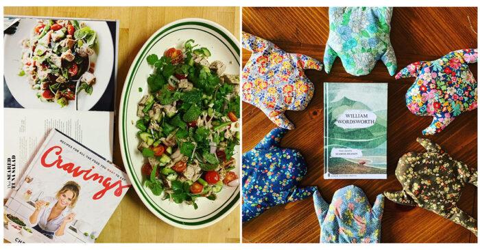 Tuna Salad and Liberty Frogs