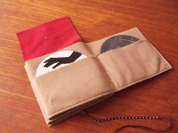 how to make a cd envelope