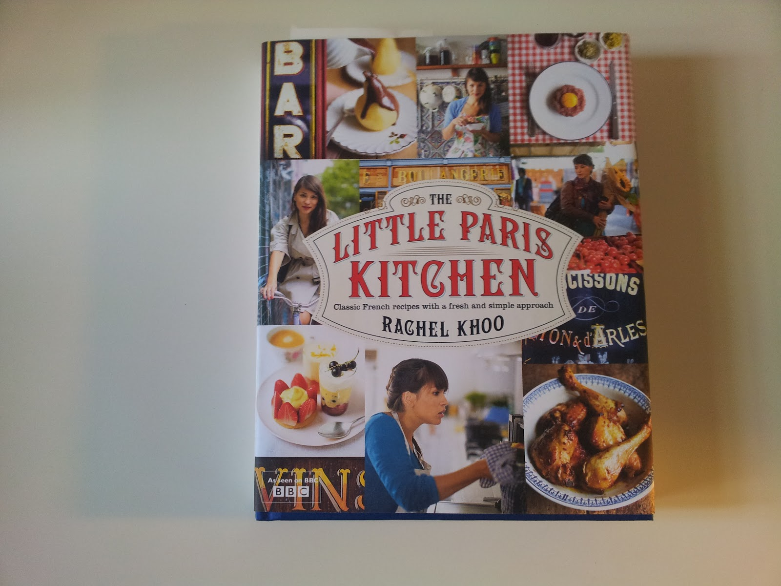 :: Lovely Book Alert : The Little Paris Kitchen By Rachel Khoo (PLUS A  Review Of The Samsung Galaxy Note Phone)