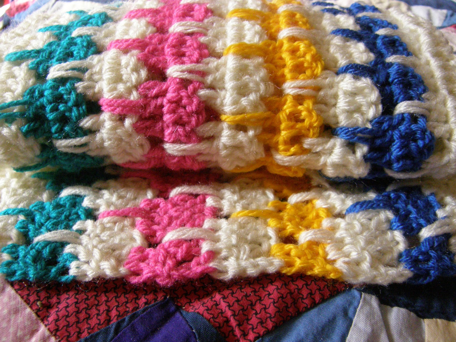 Crochet Tutorials : A List For Your Convenience