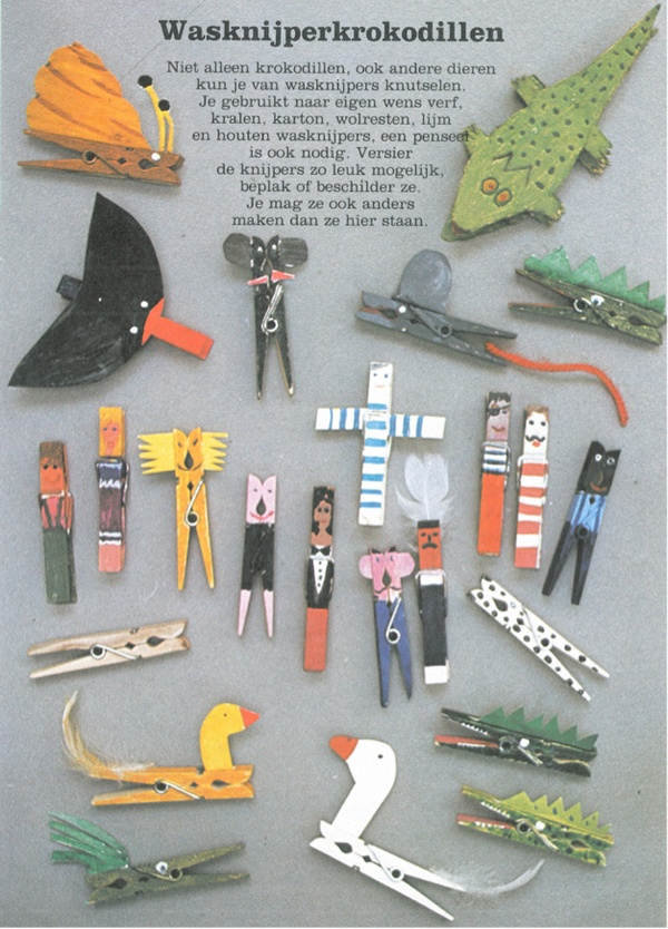 The one about the cute clothes pins for Things to make out of a loved one s clothing