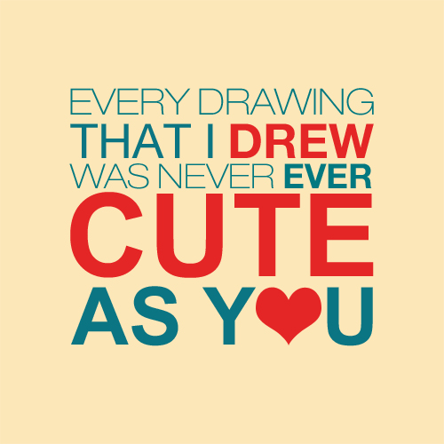 Cute Cover Photo Quotes: :: Quick Picks : Cute People