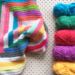 Weekend Project: How To Crochet A Free-Style Log Cabin Blanket